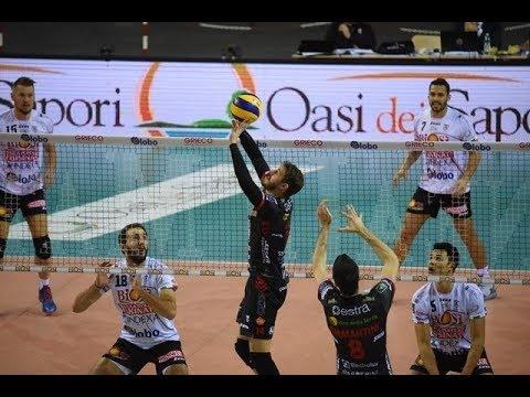 Argos Volley - Lube Volley (short cut)