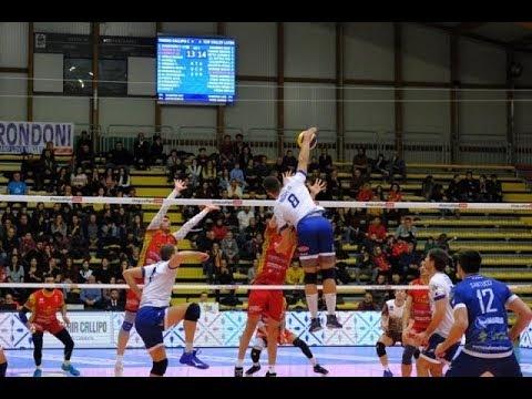 Vibo Valentia - Top Volley Latina (short cut)