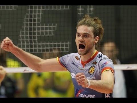 Kamil Rychlicki in Serie A1 2018/19