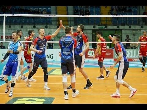 Vero Volley Monza - Vibo Valentia (short cut)