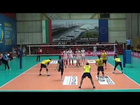 Neftochimik 2010 - Hebar Volley (full match)