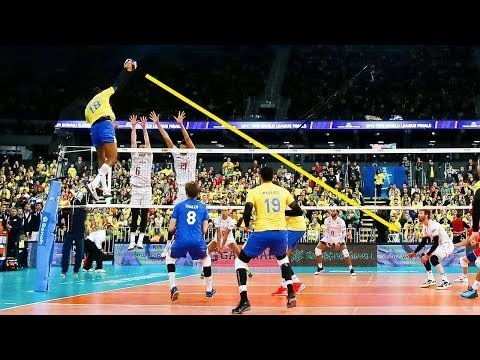WOW!! 30 Incredible Angle Of 3rd Meter Spikes