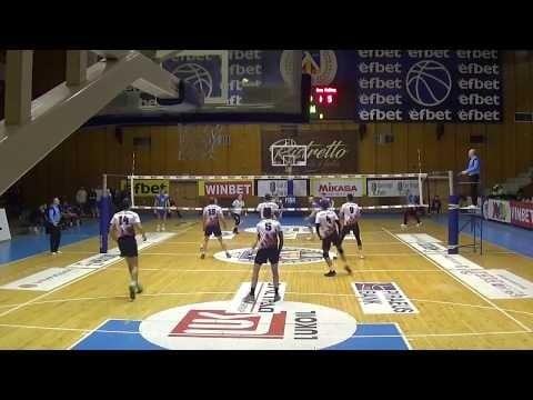 Levski Sofia - Deya Volley (full match)