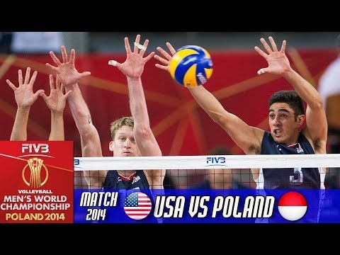 Poland - USA (full match)