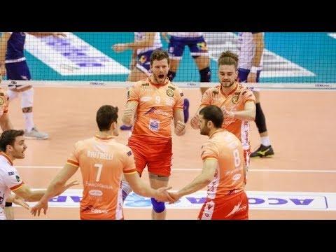 Top Volley Latina - Consar Ravenna (short cut)