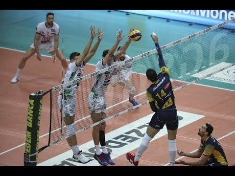 Calzedonia Verona - Trentino Volley (short cut)