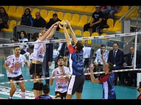 Argos Volley - Vero Volley Monza (short cut)