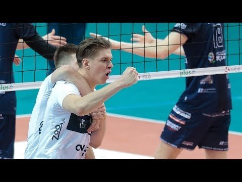 Onico Warsaw - MKS Będzin (Highlights)