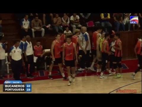 Bucaneros de La Guaira - Portugueseños VC (full match)