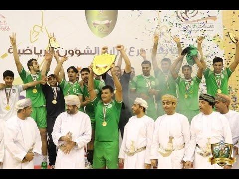Saham Club - Sohar SC (highlights)