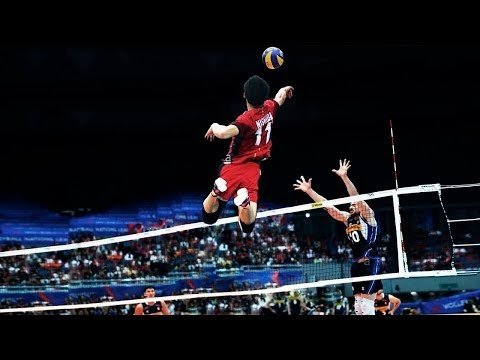 Volleyball Quick Spikes in 2018