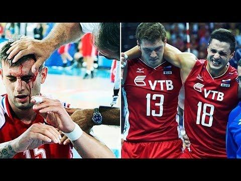 21st Century Saddest Injuries in Volleyball