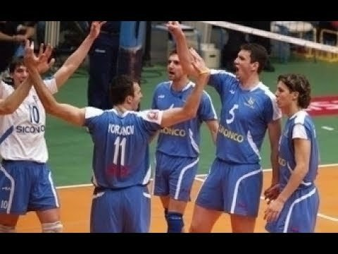 Volleyball to Remember: Levski - Lube (Highlights)
