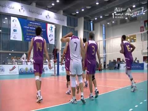 Al Ain Abu Dhabi - Sohar SC (full match)