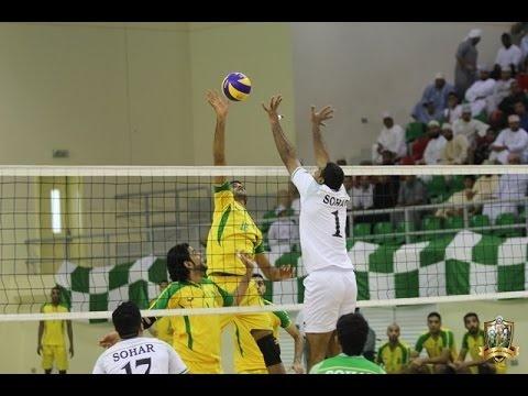 Sohar SC - Al-Seeb Club (highlights)