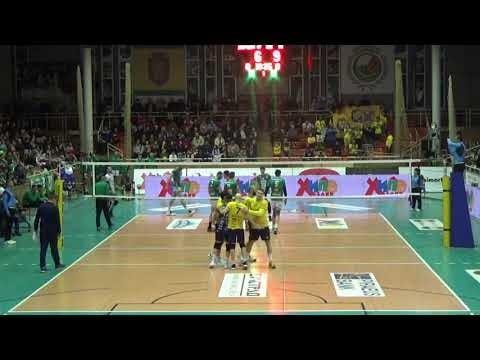 Dobrudja Dobrich - VK Hebar Pazardzhik (full match)