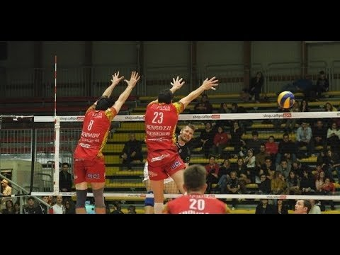 Vibo Valentia - Argos Volley (short cut)
