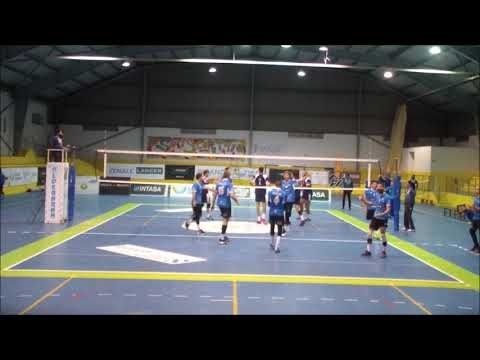 Club Voleibol Melilla - Intasa San Sadurino (full match)