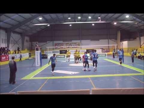 Club Voleibol Melilla - Rio Duero Soria (full match)