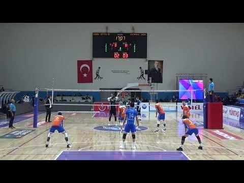 Afyon belediye yuntas - Istanbul BBSK (full match)