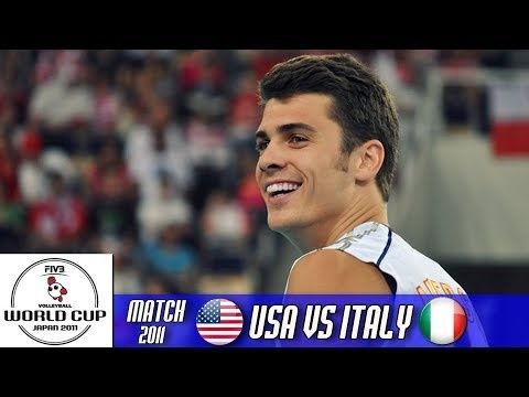 USA - Italy (full match)
