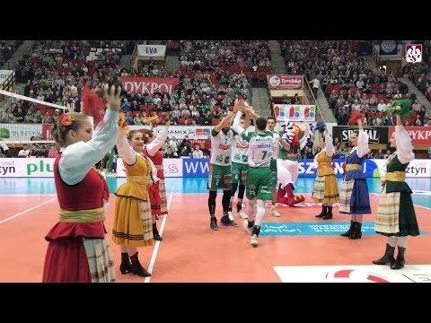 Indykpol AZS Olsztyn - Onico Warsaw (Highlights)