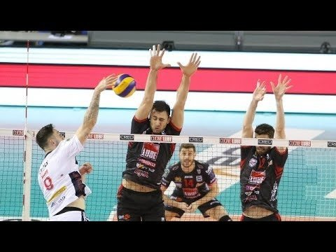 Lube Volley - Power Volley Milano (short cut)