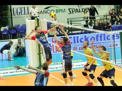 Vero Volley Monza - Castellana Grotte (short cut)