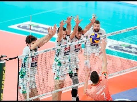 Trentino Volley - Consar Ravenna (short cut)
