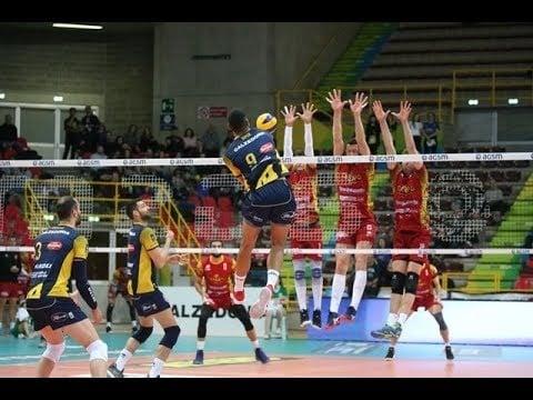 Blu Volley Verona - Vibo Valentia (short cut)