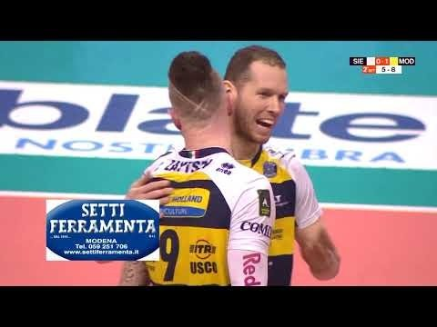 Ivan Zaytsev 9 aces in one match!