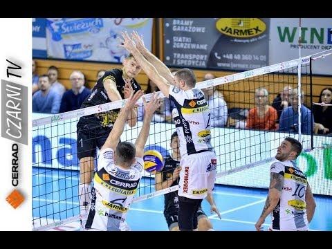 Czarni Radom - Trefl Gdańsk (Highlights)