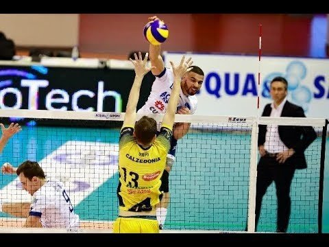 Top Volley Latina - Calzedonia Verona (short cut)