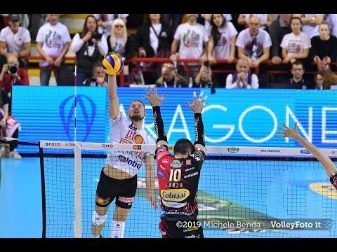 Sir Safety Perugia - Argos Volley (short cut)