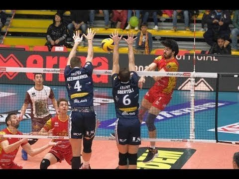 Vibo Valentia - Power Volley Milano (short cut)