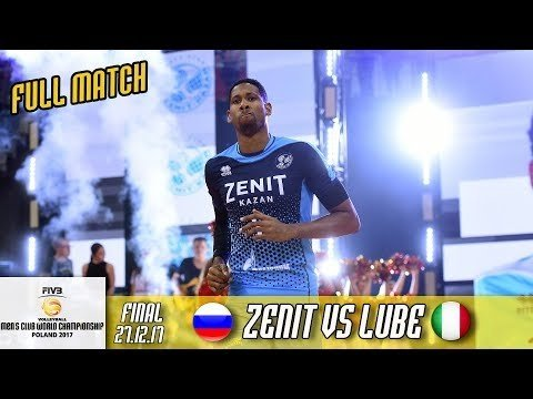 Lube Volley - Zenit Kazan (full match)