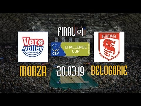 Vero Volley Monza - Belogorie Belgorod (full match)