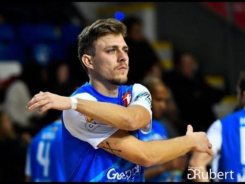 Vitali Kobzev in Spanish Superliga 2018/19