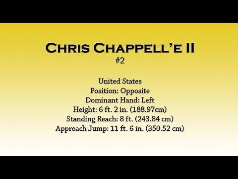 Christopher Chappelle li in season 2015/16 (2nd movie)