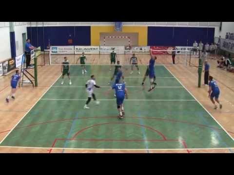 Danijel Saric in match Salonit Anhovo - Krka Novo Mesto