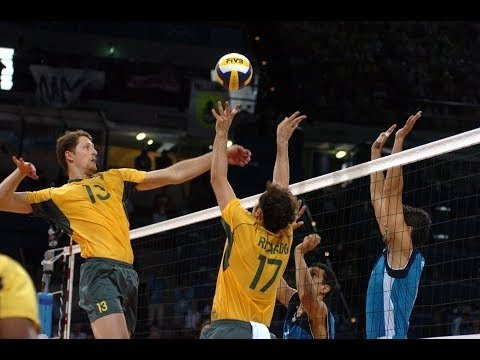 Volleyball to Remember: Brazil - Italy (OG 2004 Final)