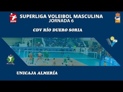 Río Duero Soria - Unicaja Almeria (full match)