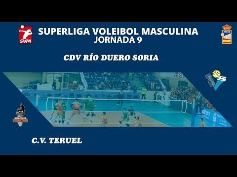 Río Duero Soria - C.V. Teruel (full match)