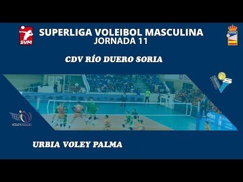 Río Duero Soria - Urbia Voley Palma (full match)