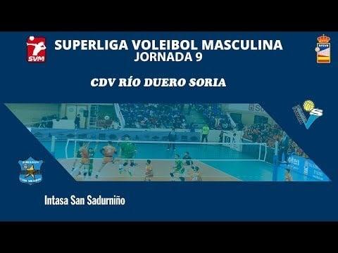 Río Duero Soria - Intasa San Sadurniño (full match)