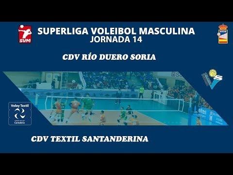 Río Duero Soria - CDV Textil Santanderina (full match)