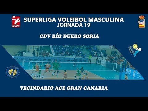 Río Duero Soria - Vecindario ACE Gran Canaria (full match)