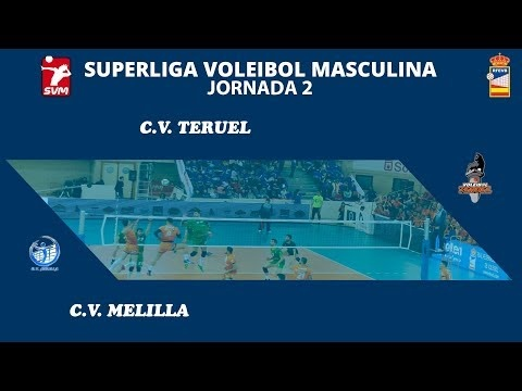 C.V. Teruel -VS- C.V. Melilla (full match)
