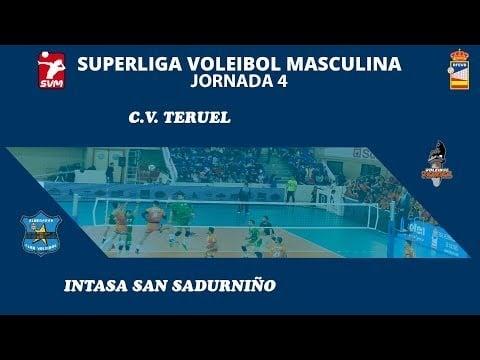 C.V. Teruel - Intasa San Sadurniño (full match)