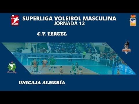 C.V. Teruel - Unicaja Almería (full match)